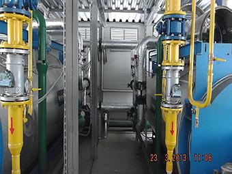 блочно-модульная котельная vitotherm 1200
